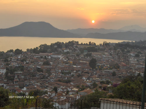 Amazing View & Colorful Place In Valle De Bravo, Mexico