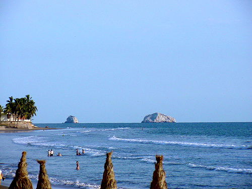 Breathtaking Ocean View In Mazatlán Beach