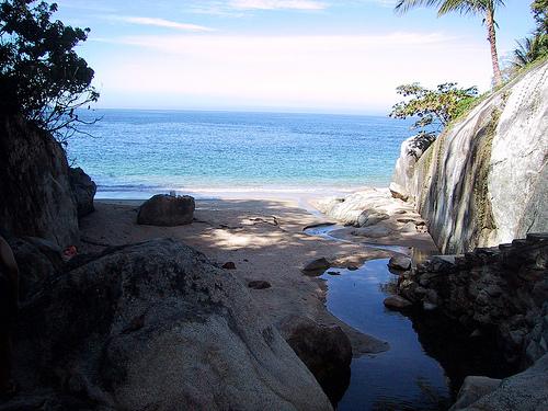 Visiting The Nice Puerto Vallarta Beach