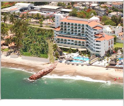 Pampering & Relaxing Vacation In Villa Premiere Puerto Vallarta Hotel & Spa