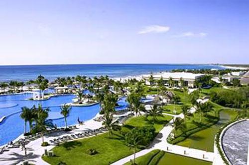 Impressive & Luxurious Mayan Palace In Riviera Maya