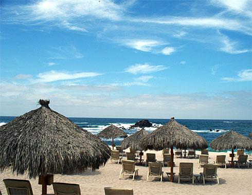 Wonderful Scenery & Fantastic Beach In Riviera Nayarit