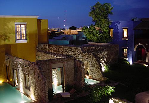 Beauteous Hacienda Puerta Campeche