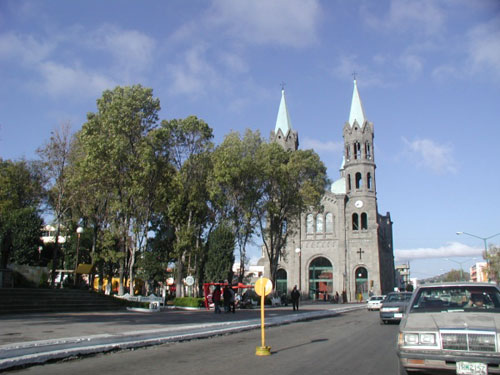 Visiting The Pleasant & Touristic Town of Apizaco In Tlaxcala