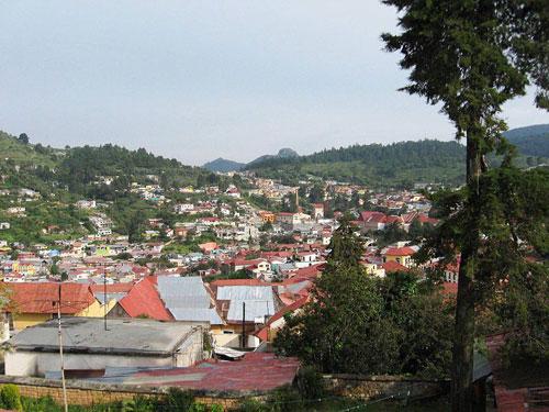 Quiet & Appealing Real Del Monte View In Hidalgo