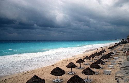 Image result for The rainy season in Mexico