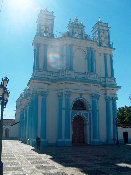The Church of Santa Lucia (photo by Agguizar courtesy of Wikimedia)