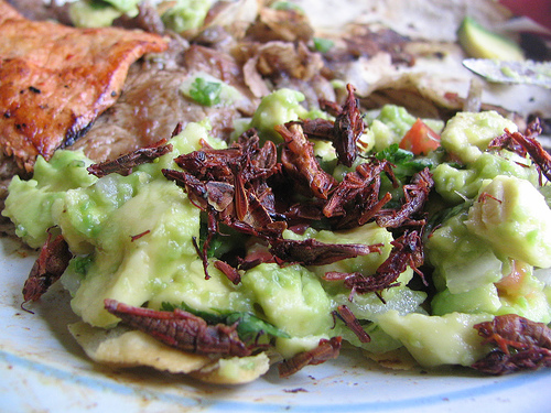 Delightful Chapulines Snacks As The New Potato Chips