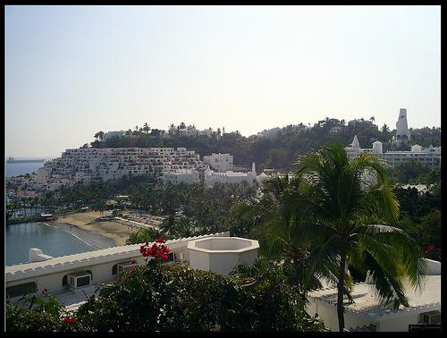 View of Las Hadas Resort