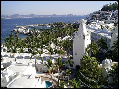 Las Hadas Resort's Amazing Scenery: Eco Tourism at its Finest