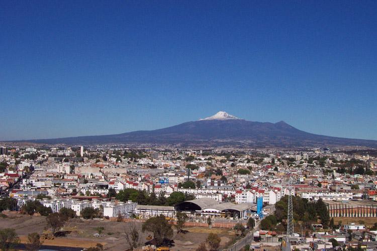 Malinche from Puebla (photo courtesy of Wikimedia)