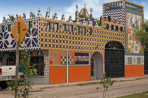 Artistic Buildings in Manzanillo, Colima: Mexico's Busiest Port City