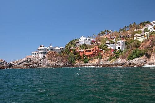 Off the coast of Manzanillo, Colima: Mexico's Busiest Port City
