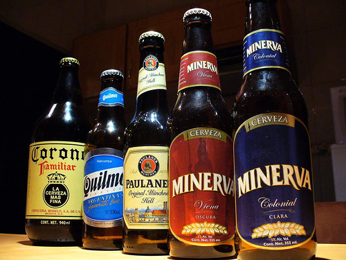 The Yin and Yang of Mexican Beer - Famous Cervezas in Mexico