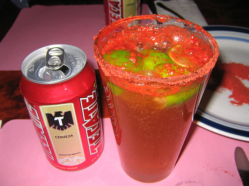 The Yin and Yang of Mexican Beer - Michelada
