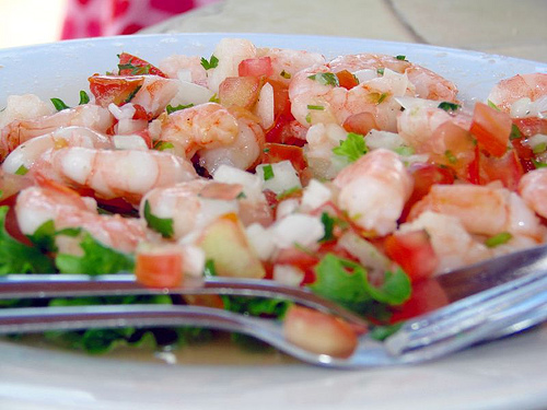 Light & Delicious Ceviche offers the Best of Mexican Seafood