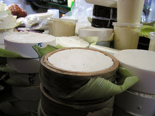 Coyoacan cheese (CC photo by A30_Tsitika courtesy of Flickr)