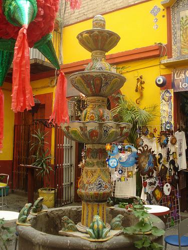 Fuente de talavera (CC photo by El mundo de Laura courtesy of Flickr)