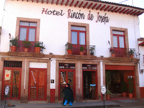 hotel patzcuaro michoacan:
