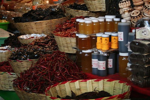 Chilies and honey (CC photo by A30_Tsitika courtesy of Flickr)