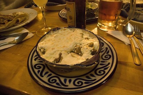 Melted & Cheesy Cuisine In Mexico