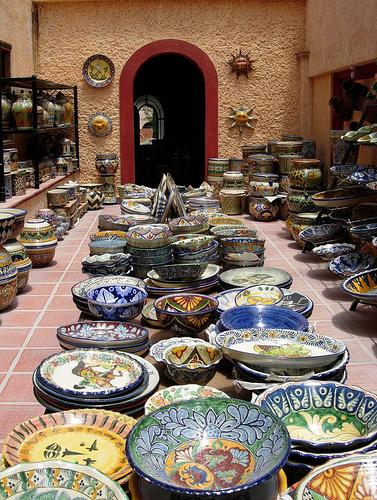 Talavera factory in Dolores Hidalgo (CC photo by Joeh courtesy of Flickr)