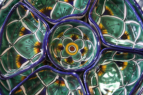 Brilliant talavera colors (CC photo by aussieguera courtesy of Flickr)