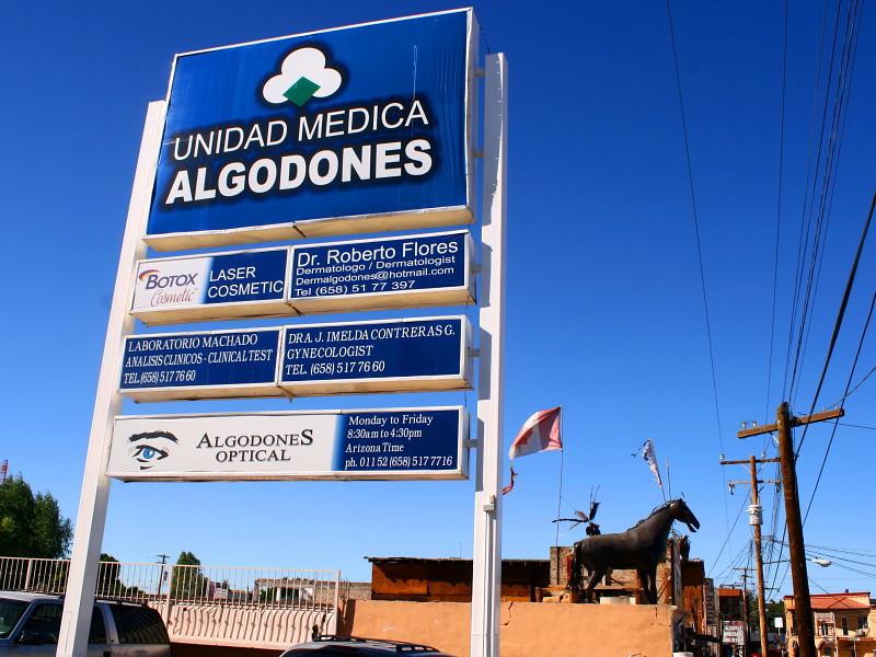 Algodones