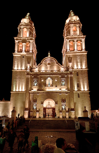 Astounding Campeche Cathedral