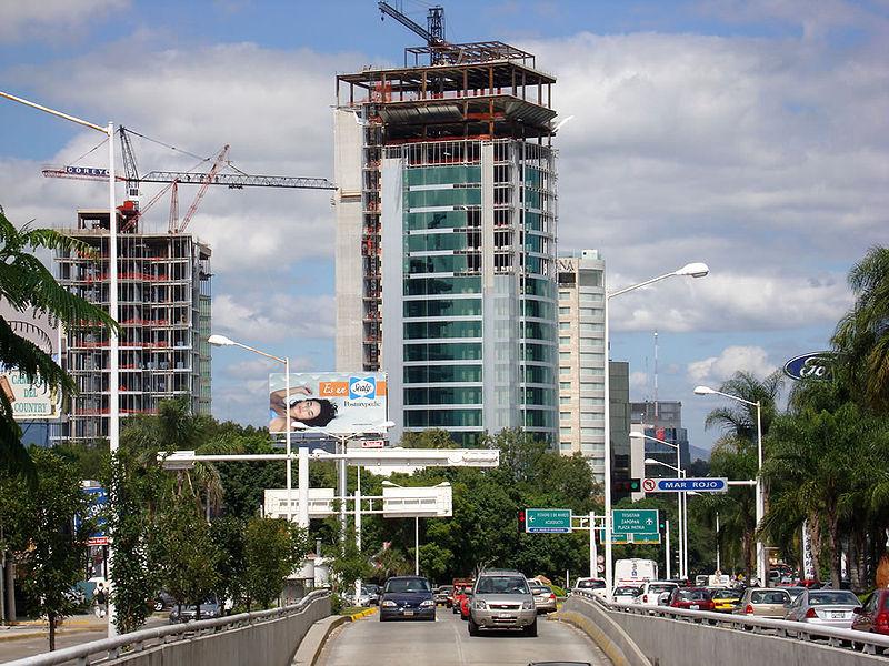Prosperous town of Guadalajara