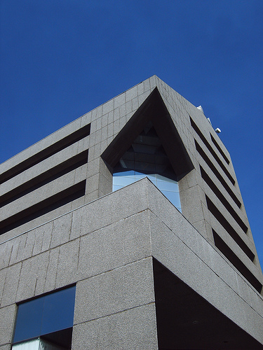 The Tijuana Cultural Center: Raising Local Awareness and Admiration for the Arts - Architectural Details