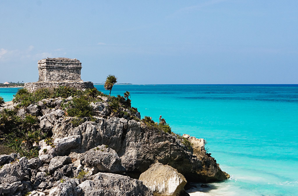 Tulum Mexico  City pictures : Mexico Vacation Travels Pictures, Reviews, & Deals » Beaches and ...